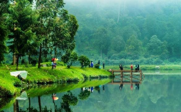 30 Tempat Wisata di Bandung yang Hits dan Bagus