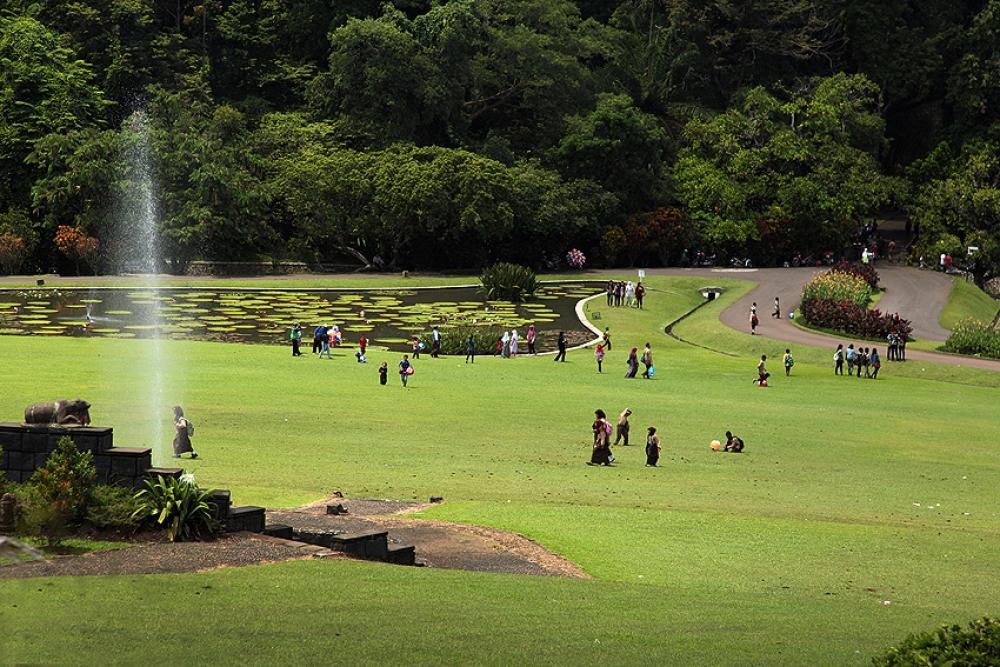 Tempat Wisata di Bogor - Kebun Raya Bogor