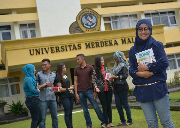 Pendaftaran Masuk Unmer 2020/2021 Universitas Merdeka Malang
