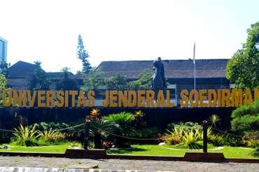Daya Tampung SNMPTN UNSOED 2020 (Universitas Jenderal Soedirman)