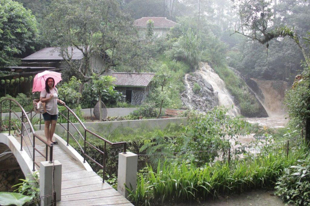 Maribaya Resort Bandung - Tempat Wisata di Bandung yang Buka Saat Lebaran