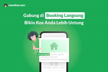 Cara Daftar Fitur Booking Langsung untuk Pemilik Kost di Mamikos