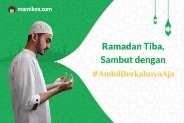 Ramadhan Tiba, Ibadah di Rumah Karena Pandemi Covid-19 Tak Kunjung Usai #AmbilBerkahnyaAja