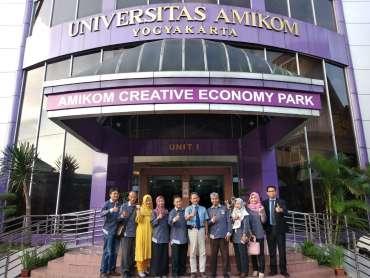 21 Jurusan Prodi Amikom Yogyakarta dan Akreditasinya