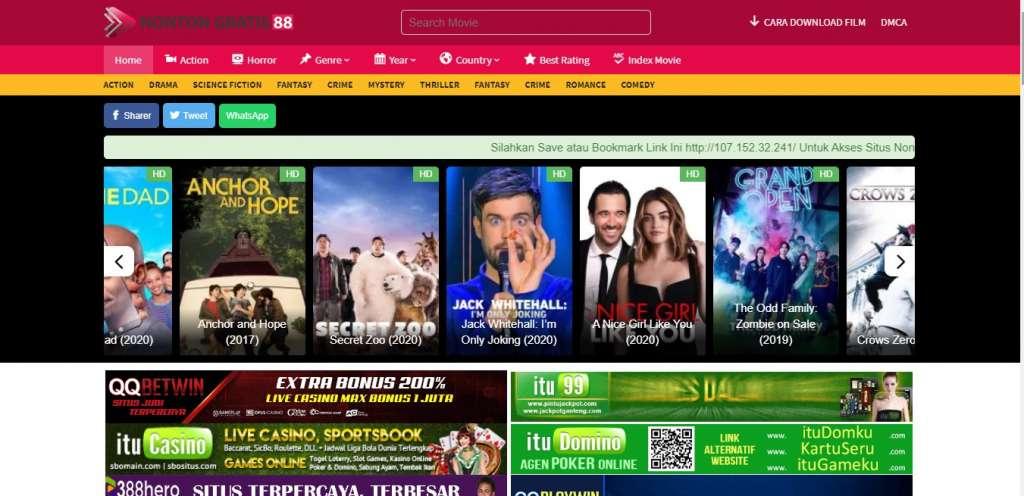 7 Link Terbaru Nonton Streaming Film Mirip Juraganfilm dan ...