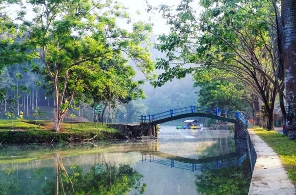 Tempat Wisata Dekat Stasiun Sukabumi yang Indah dan Hits