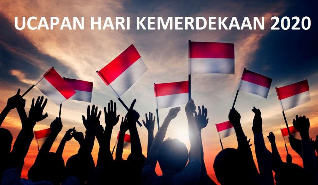 45 Kata Ucapan Hari Kemerdekaan Indonesia 2020 Ke 75