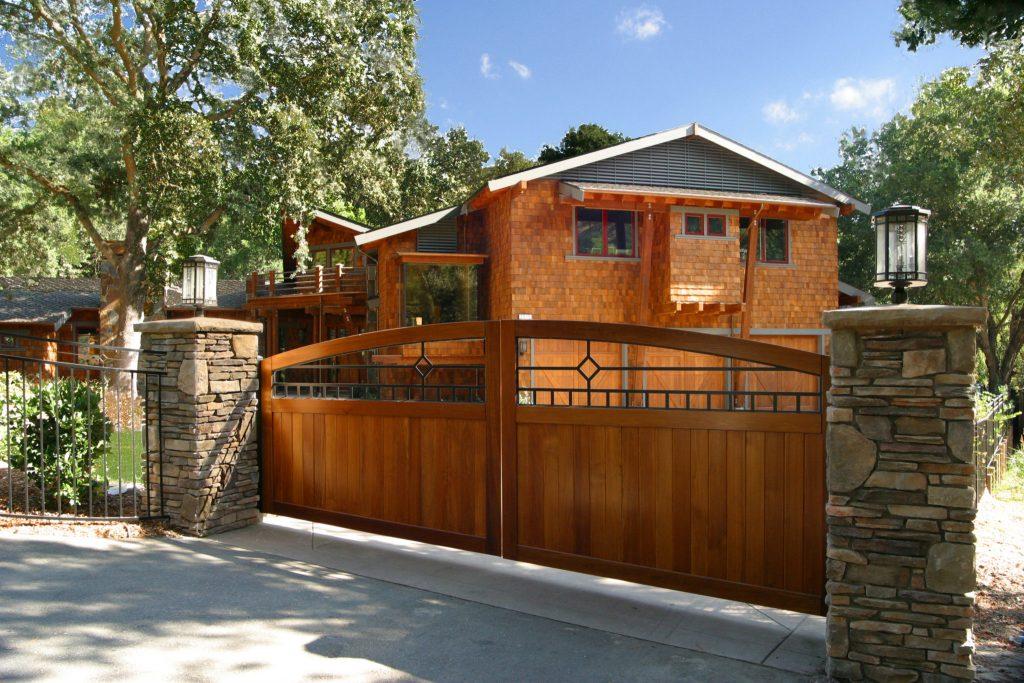 17 Contoh Desain Pagar Rumah Kost Minimalis Modern Tampak ...