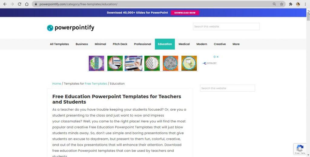 8 Situs Gratis Download Template Ppt Sidang Skripsi Seminar Mamikos Info